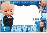 Boss Baby Frame Large Size