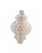 Lantern honeycomb white