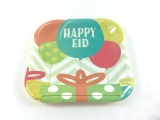 Happy Eid Party Dessert Paper Plates