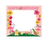 Flamingo Frame 1 Small Size