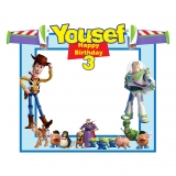 Toy Story Frame 1 Medium Size