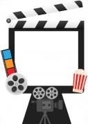 Movie Theme Frame x-Large Size