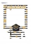 Graduation Frame 4 x-Large Size