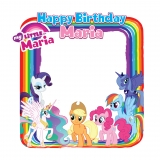 My Little Pony Frame Small Size