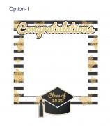 Graduation Frame 4 Medium Size