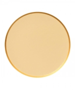 Gold Paper Plates Large