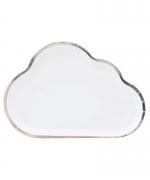 Cloud Paper Plate