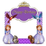 Sofia The First Theme Frame Small Size