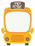 Back To School Frame 3 Large Size