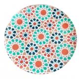 Tangier Melamine Dinner Plate