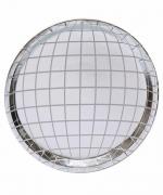 Disco Ball Paper Plate