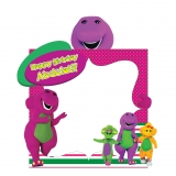 Barney Frame Medium Size