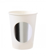 Classic Cup Silver Dot