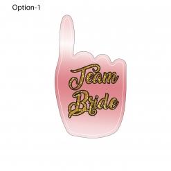 Bridal Theme Props